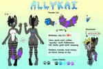Allykai Reference Sheet 2020