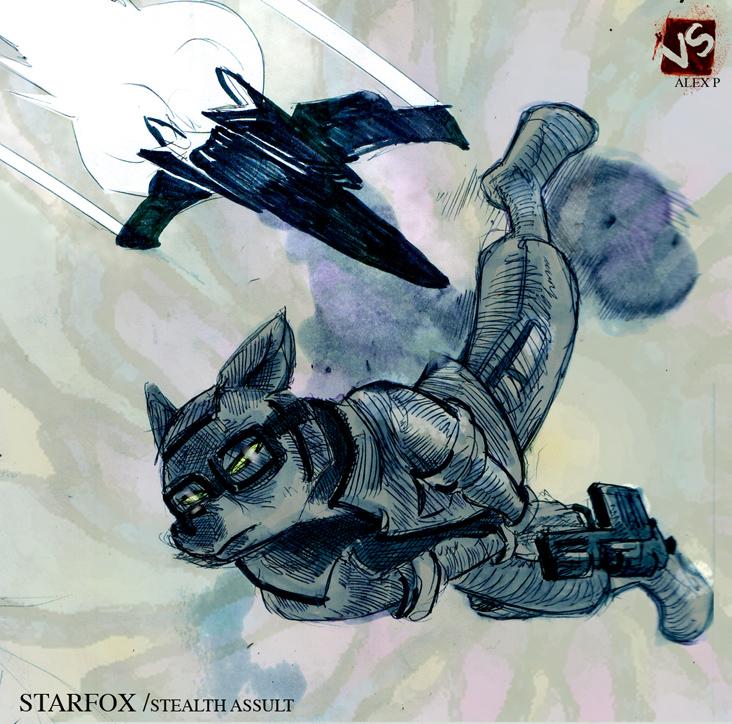 StarFox by FanWrks