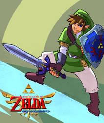 Zelda - Skyward Sword by FanWrks