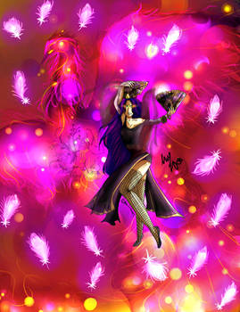 -:The Phoenix:- Bleach OC Zanpaktou