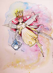 Child of Light by Mikonow