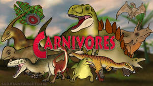 Carnivores 20th Anniversary by SaurianTarget