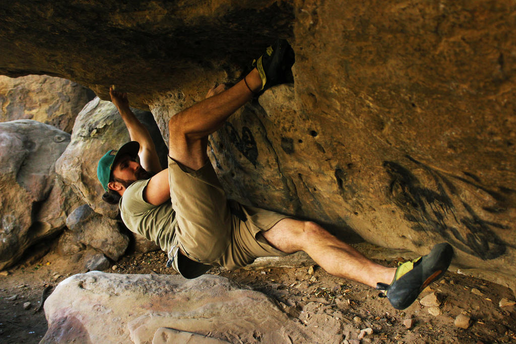 Stoney Point Climbing - Alex by jack12321