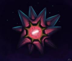 Starmie by Ingoro