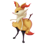 Pokemon Collab: Braixen.