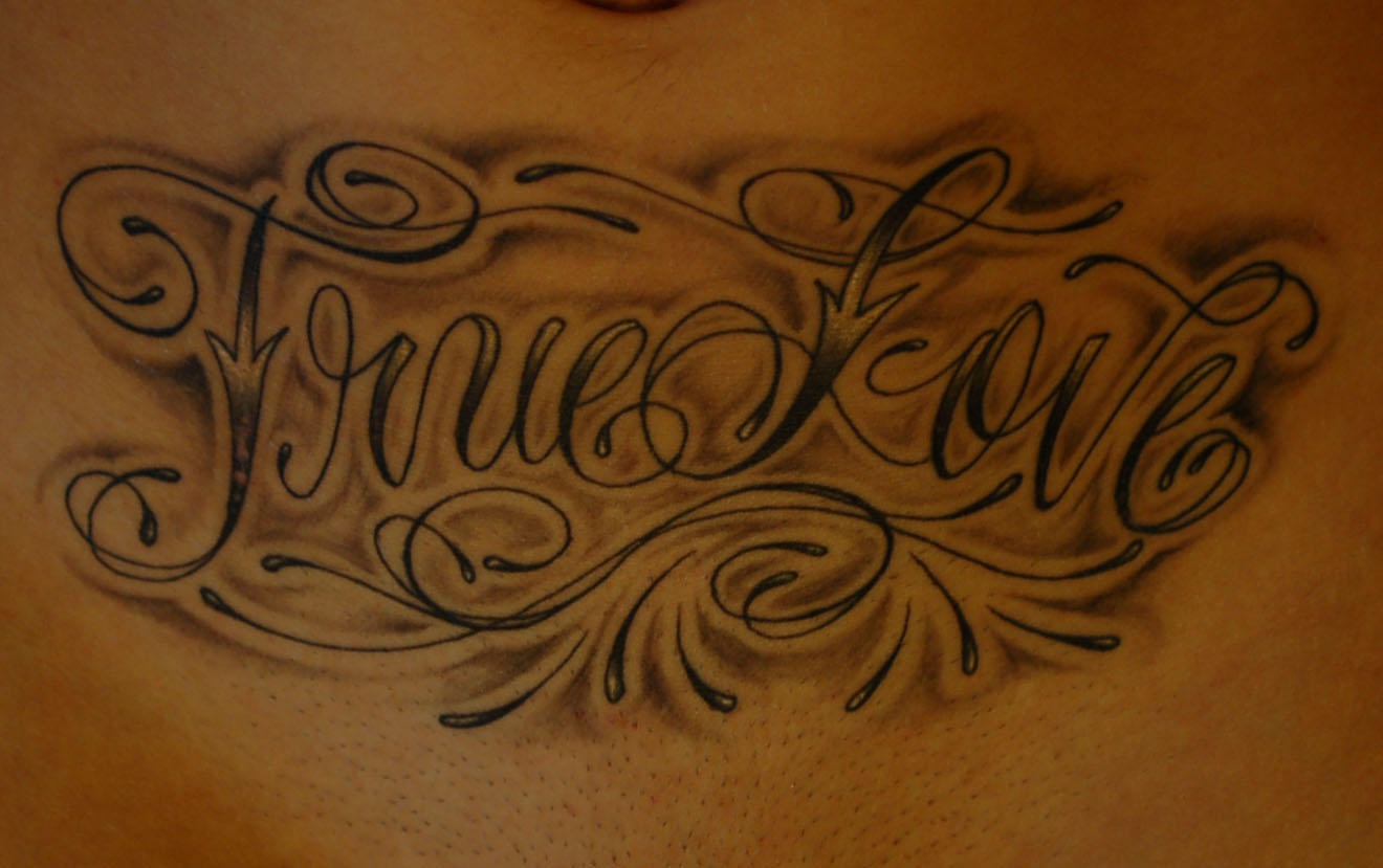 True love tattoo by ocularcandyprod on deviantart for True love tattoos
