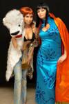 Nami and Robin