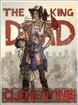 Clementine, The Walking Dead (All Grown Up) 1.