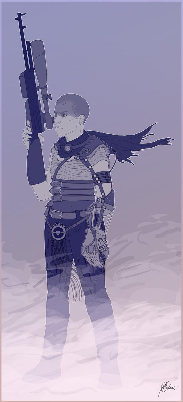 Imperator Furiosa by handraw