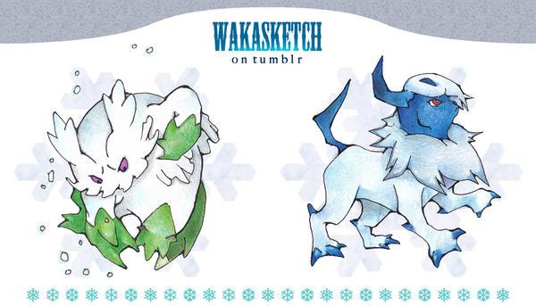 snowbeasts by wakato90