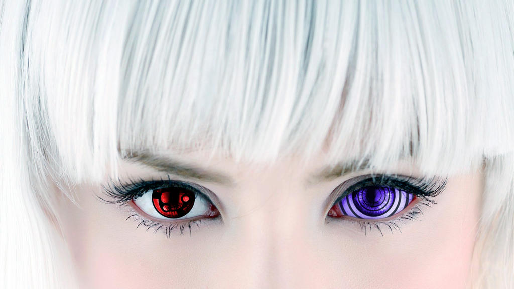 Rinnegan And Sharingan Contacts | www.pixshark.com ...