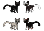 feline adoptable #9 [ closed! ]