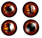 Demonic Eye Pack (Photoshop)
