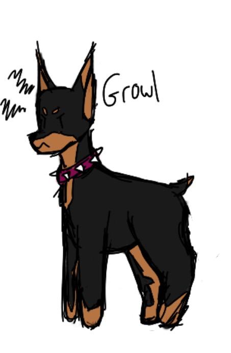 Doggo by WarcraftWolf