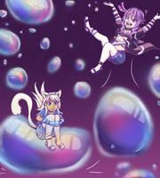 Commission for Katisaki 2 by CrazyyFox