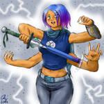 Azalea, the Catalyst