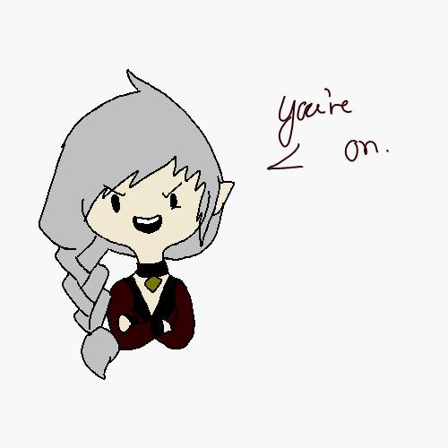 Tyrus: Game With Me! by AskVampireKitty