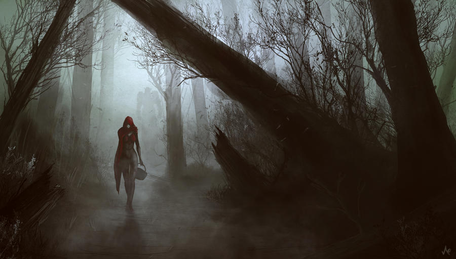 Red Hood by artificialdesign