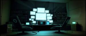 Cyber Cowboy HQ