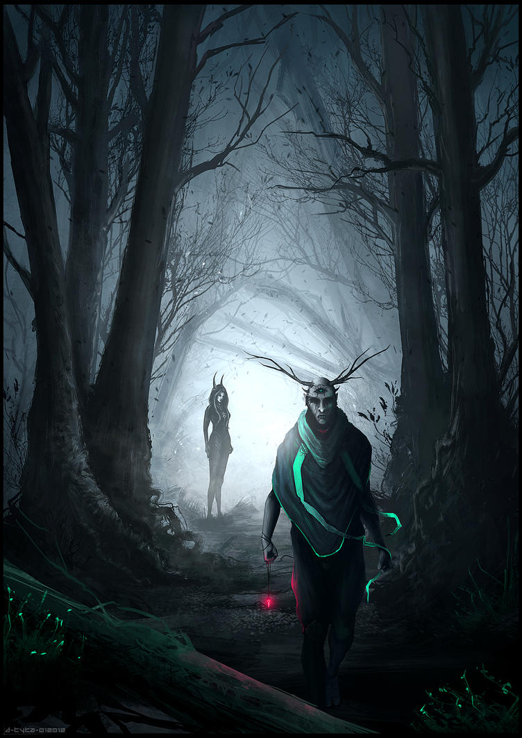 Forest Keepers by ~artificialdesign