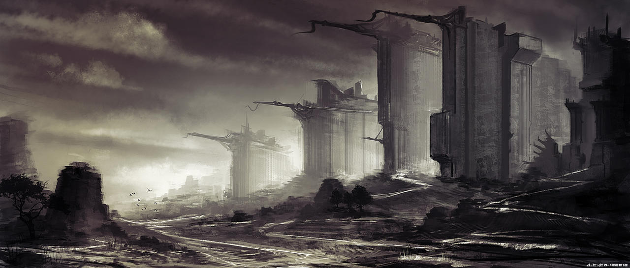 Bastion by artificialdesign