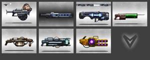 Weapon Concepts 001