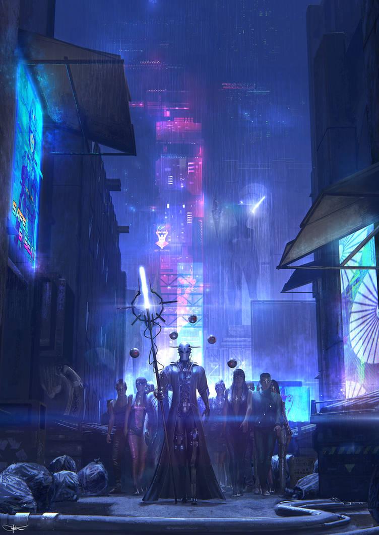 Re-Legion by artificialdesign