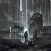 Jun Mitsu - 'Dystopian' - album cover