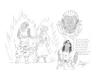DragonBall Xenoverse - New Adventure