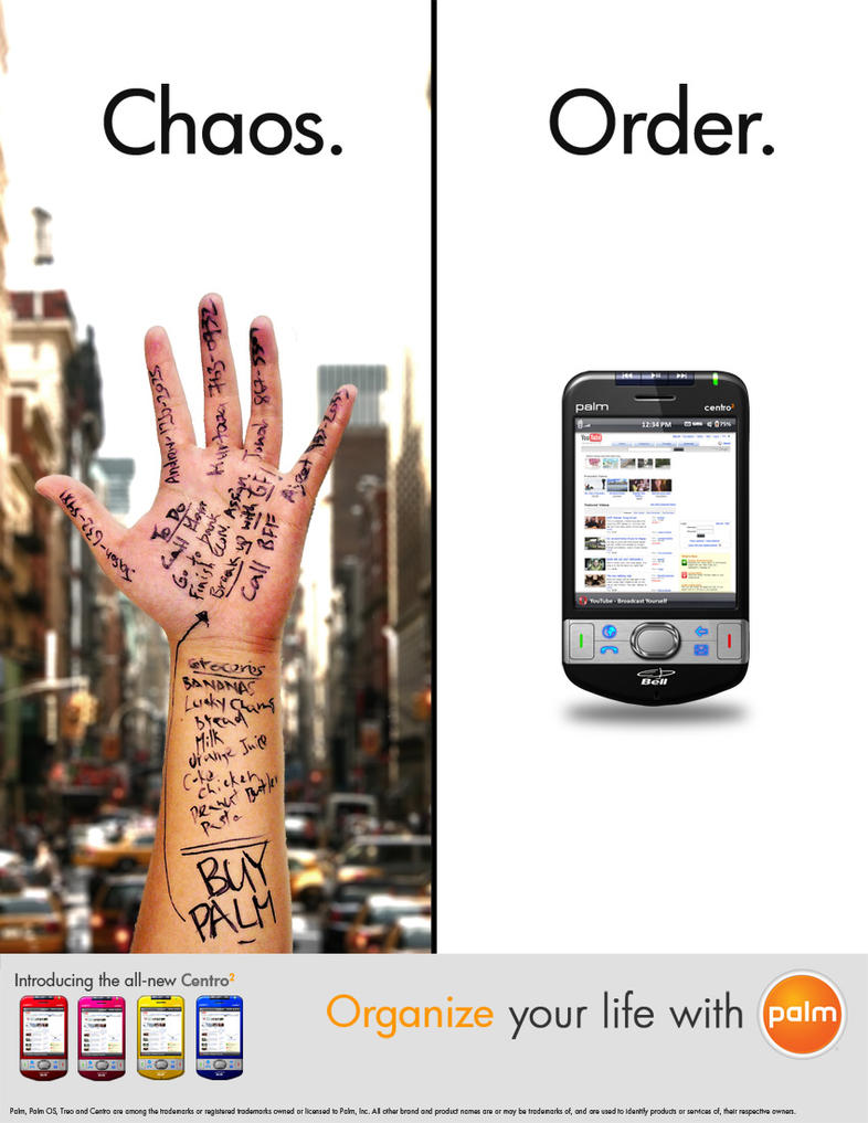 Good and bad side of cell phone