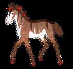 7101 Padro Foal Design by Mimi-McG
