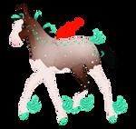 8350 Padro Foal Design for sandym918 by Mimi-McG