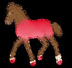 8800 Padro Foal Design