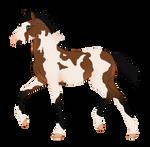 N6381 Padro Foal Design