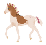 N6572 Padro Foal Design for Ilovewerewolf1