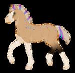 N6630 Padro Foal Design