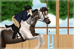 [Battle of the Bays] Show Jumping - Walnut