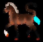 N6863 Padro Foal Design for maleelves