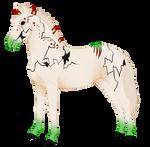 N2257 Padro Foal Redesign