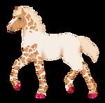 9771 Padro Foal Redesign