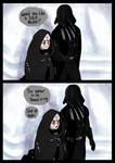 Shut Up Vader