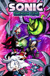 DIMENSION FIEND: COVER by BattyDoodles