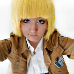 Armin Arlert - Attack on Titan (SNK) by Mollymoo22