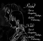 Bred and Niar by Vamp