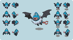Swoobat overworlds by Kyle-Dove