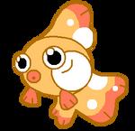Goldfish for TenTango
