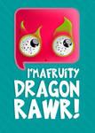 fruity dragon -little edit-