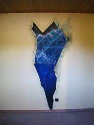 abandoned ocean mural by vicber
