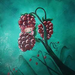 little raspberry by vicber