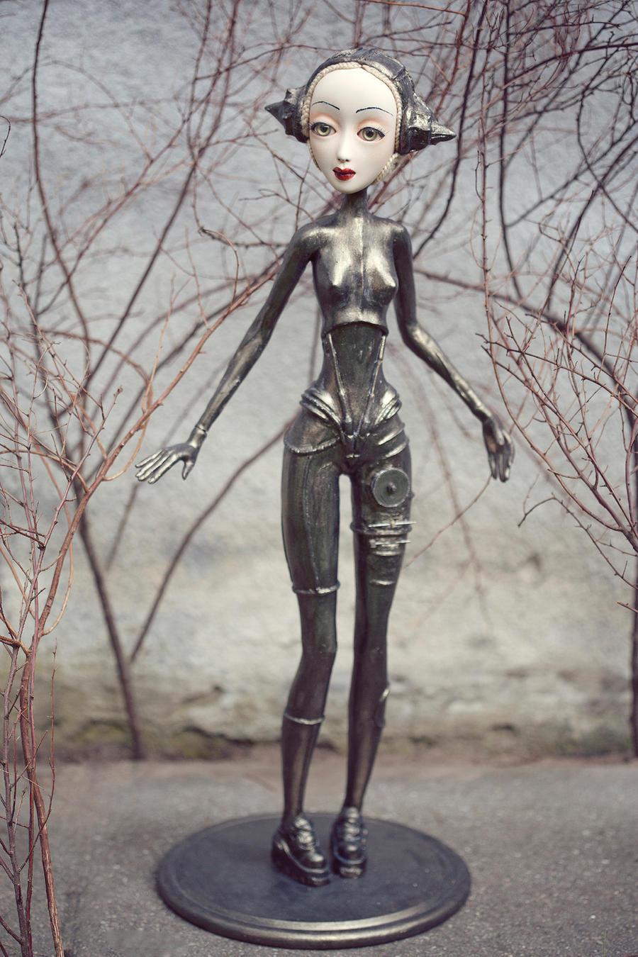 Robotina 02 by jolanta-robert